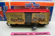 Lionel 8-87018 Large Scale Christmas Boxcar 2000