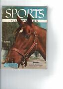 1955 Sports Illustrated Magazine Kentucky Derby Horse Racing Swaps Si1034