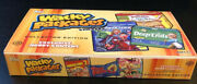 2013 Topps Wacky Packages Collector Edition-not Sealed Box. 14 New Packs.