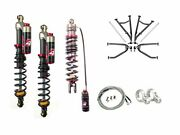 Lsr Lone Star Dc-4 Long Travel A-arms Elka Stage 4 Front Rear Shocks Ltz400 03