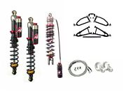 Lsr Lone Star Dc-4 Long Travel A-arms Elka Stage 4 Front Rear Shocks Kit Yfz450r