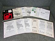 Lawn-boy Push Mower Manuals Gilson Lawn Tractor Manuals 4 Cylinder Engine Lot