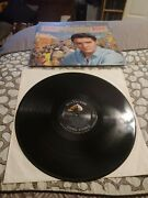 Elvis Presley Canada Roustabout Silver Living Stereo 1st Pressing. Mint Copy.