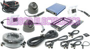 Rostra 250-8931 1-4 Ch Dvr System W/2 Ir Cams 2 Dome Cam And All Harnesses