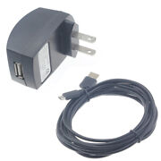 Home Wall Charger Power Adapter 6ft Long Micro Usb Cable Cord For Sprint Tmobile