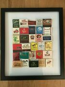 Collectable Picture Frame Matchbook Collection Unused