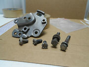 Real 1969 Camaro Z28 302 350 Org Gm Factory Hurst 4sp Shifter Bracket And Mt Bolts