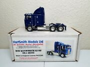 Kenworth K100 6x4 Artic Tractor - Blue Asam Smith 148 Scale Model Smb36-b New