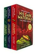 Philip Pullman His Dark Materials Trilogy 3 Books Young Adult Set Paperback