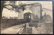 1919 Usa Aviation Squadron In France Wwi Rppc Postcard Cover To Pawtucket Ri