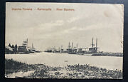 1900s Barranquilla Colombia Rppc Postcard Cover To Ponce Puerto Rico Steamers