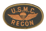 3.25 Marine Corps Air Ground Recon Task Force Embroidered Patch