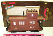 Lionel 8-87703 New York Central Caboose