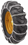 Ladder Style Tractor Snow Tire Chain-roadmaster Style Size 16.9-38 - Rm880