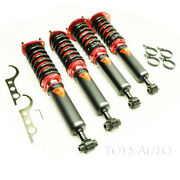 Godspeed 40way Maxx Coilover Suspension For Gs300 Gs350 Gs430 Gs460 06-11 Rwd