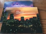 Mint Set - 2010 P And D Uncirculated Coin Set 28 Coins     Ms10-03