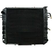 16410u300071 Radiator With Oil Cooler For Toyota Forklifts