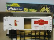 Athearn/show Medelaware 40' Boxcar 1787kit Lot B Ho Scale