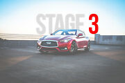 Ams Red Alpha Stage 3 Performance Package For 2016-2019 Infiniti Q60