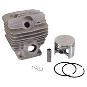 632-549 New Chainsaw Chrome Cylinder Assembly Fits Stihl 036 Ms360 With 48mm Bor