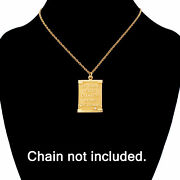 Mayors Birks 14k Solid Gold Diamond I Love You Tand039aime Pendant For Necklace