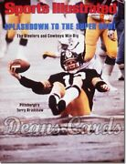 Sports Illustrated January 15 1979 - Terry Brad Si Has Address Label On Front
