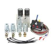 Hydraulic Multiplier 2 Circuit W/ Command Control And Couplers 12vdc 14790
