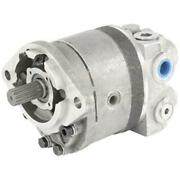 70257005 Hydraulic Pump - Dual Stage Fits Allis Chalmers 190 190xt 200 ++ Tracto