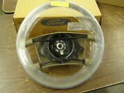 Nos Oem Ford Mercury Sable 1987 Tan Leather Steering Wheel E74y-3600-d