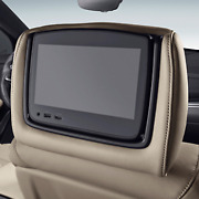 Genuine Gm Headrest And Video Screen Assembly 84687341