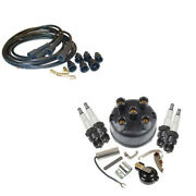 Distributor Ignition Tune Up Kit For Farmall Fits Cub Fits Cub Loboy Tractor -