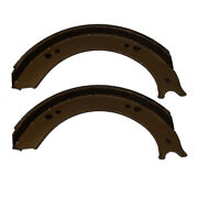 2 New Brake Shoes Fits Ford Tractor 2n 9n 1102-2019