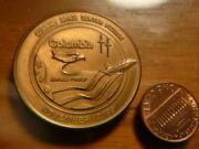 1981 Columbia Space Shuttle Medal Uncirculated Condition Sku18332
