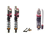 Elka Stage 4 Front And Rear Shocks Lonestar Dc Pro Long Travel Linkage Yfz 450r