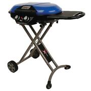 Coleman Roadtrip X-cursion 2 Burner Propane Gas Portable Grill And Camping Stove