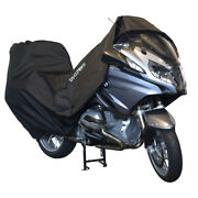 Ds Covers Alfa Outdoor Rain Frost Uv Cover Fits Kawasaki Er 5 With Top Box