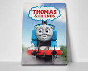Thomas The Train Poster Or Canvas