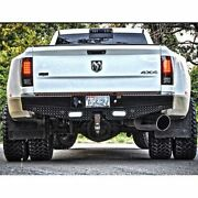 Recon 49 Xtreme Led Tailgate Bar W/ Scanning Turn Signal For Universal Fitments