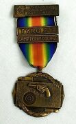 Vintage Nevada Peace Officers Association Shooting Competition Medal