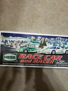 2009 Hess Truck Race Car And Racer In Original Box
