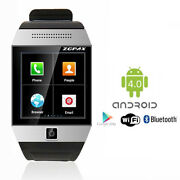 Unlocked Android 4.0 Mini Tablet Pc Watch Smart Phone Bluetooth Atandt / T-mobile