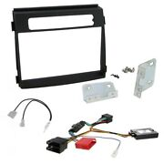 Kia Soul Double Din Facia Car Stereo Fitting Kit For Digitally Amplified Systems