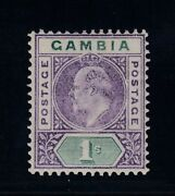 Gambia Sg 52 Var Mlh Slotted Frame Variety