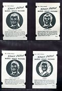 1950and039s Chex Cereal Space Patrol Magic Picture Cards Near Set 21 Of 24