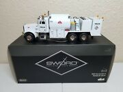 Peterbilt 357 Elliott Fuel And Lube Truck Walsh Sword 150 Scale Sw2041-wal New