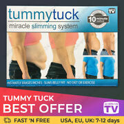 Tummy Tuck Miracle Slimming System Belt. Weight Loss. Size 1 2 3. As On Tv