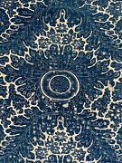 Antique Quilt Indigo Resist French 18th Century Rare And Fabulous