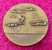 History Of Famous Canadian In America / Aviation U.s. Air Force General Medal