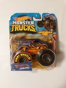 Hot Wheels Monster Trucks Hot Wheels Delivery Giant Wheels And Collectible Wheel
