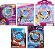 Lot 10 Childrenand039 Swim Ring Tube Floats Birthday Pool Party Favor For Boys Girls
